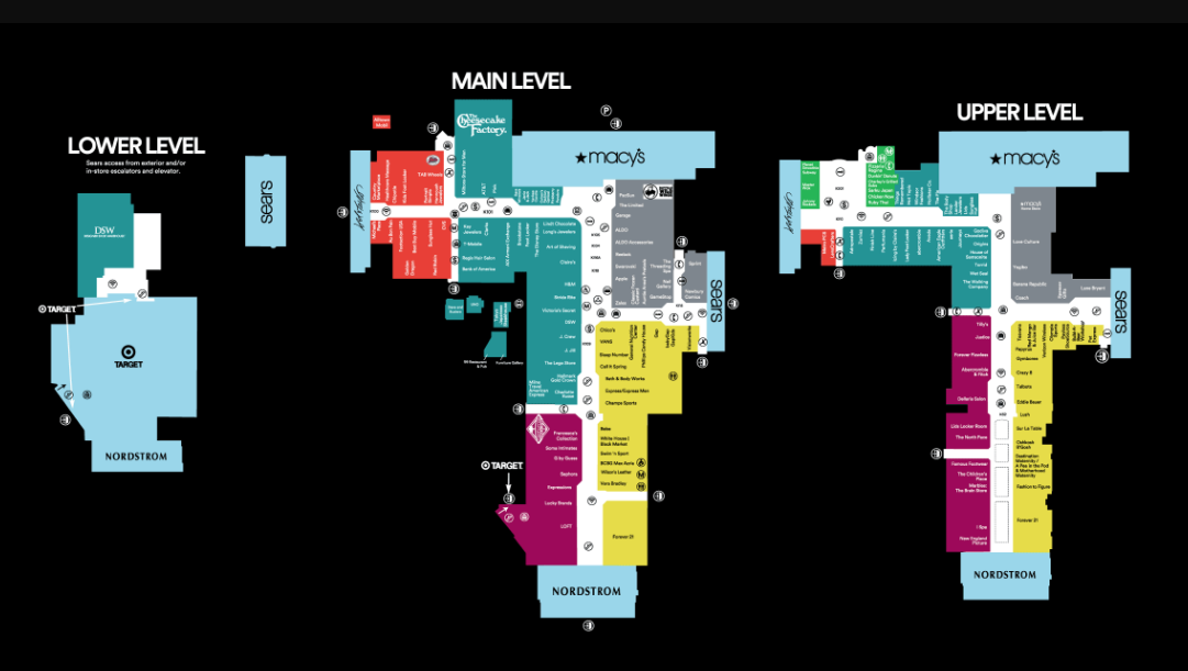South Shore Plaza Map eventhub